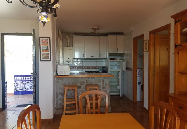 Casa rural en Torrox - Cortijo en Torrox