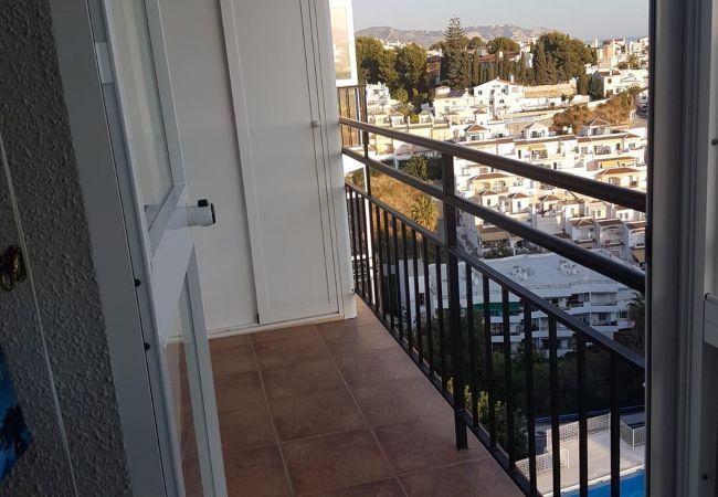 Apartamento en Nerja - Piso con vistas en Nerja
