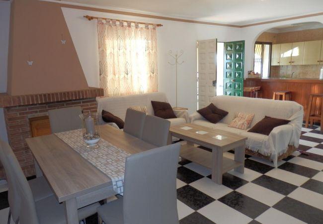 Villa en Nerja - Villa 4 dormitorios en Nerja