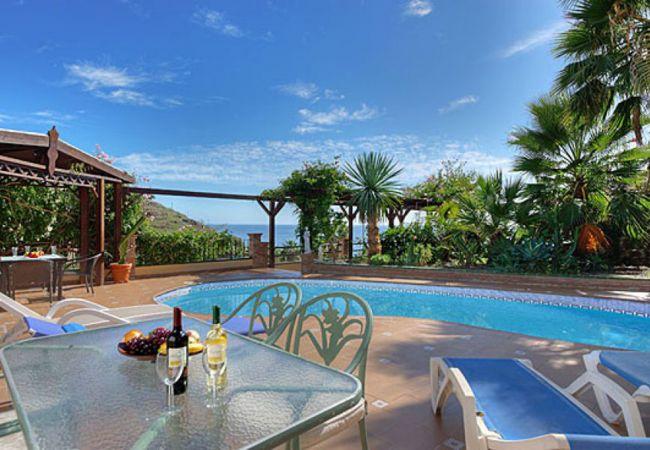 Maravillosa villa con piscina privada