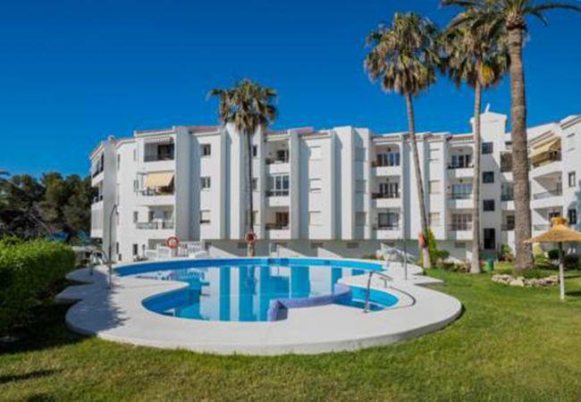 Apartamento en Nerja - Palmeras Playa Centro Nerja Canovas (3211) CN