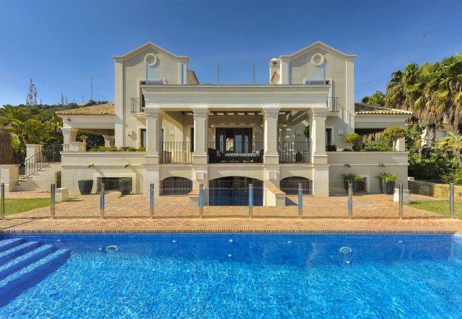 Villa en Marbella - Los Monteros Ocean Views Canovas (VC MIR)