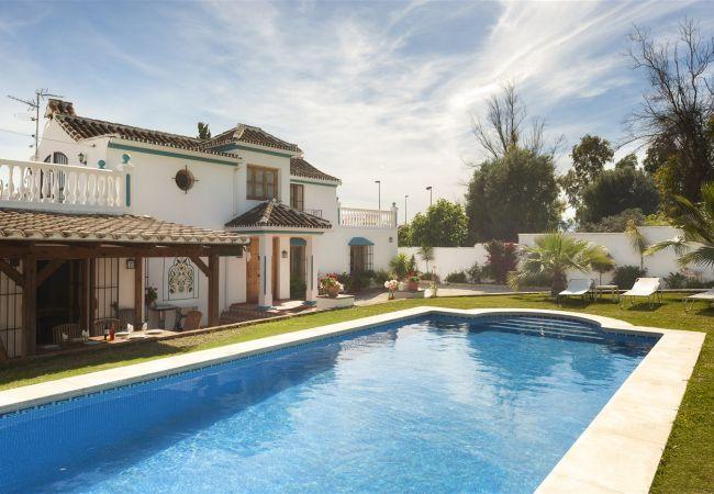 Villa en Marbella - Villa Panorama Marbella Canovas (VC)