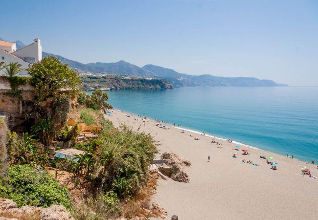 Apartamento en Nerja - Torrecilla Playa Cuatro Caminos Nerja Canovas