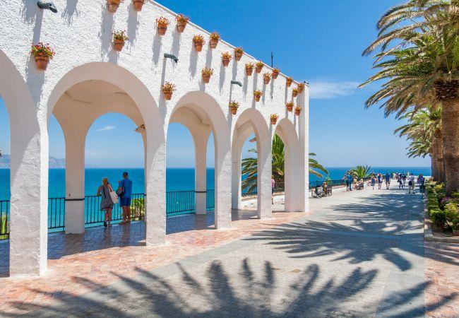 Apartamento en Nerja - Torrecilla Playa Cuatro Caminos Nerja Canovas CN