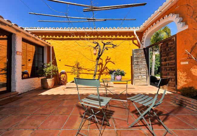 Villa en Mijas Costa - Villa Ingrid Mijas Canovas (VC)