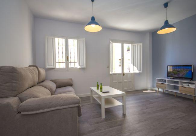 Apartamento en Nerja - Apartamentos Centro Nerja Canovas Marimel 101 CN