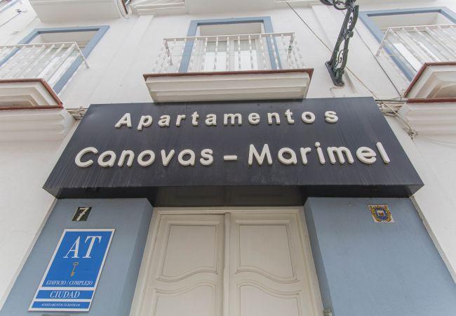Apartamento en Nerja - Apartamentos Centro Nerja Marimel 101 CN