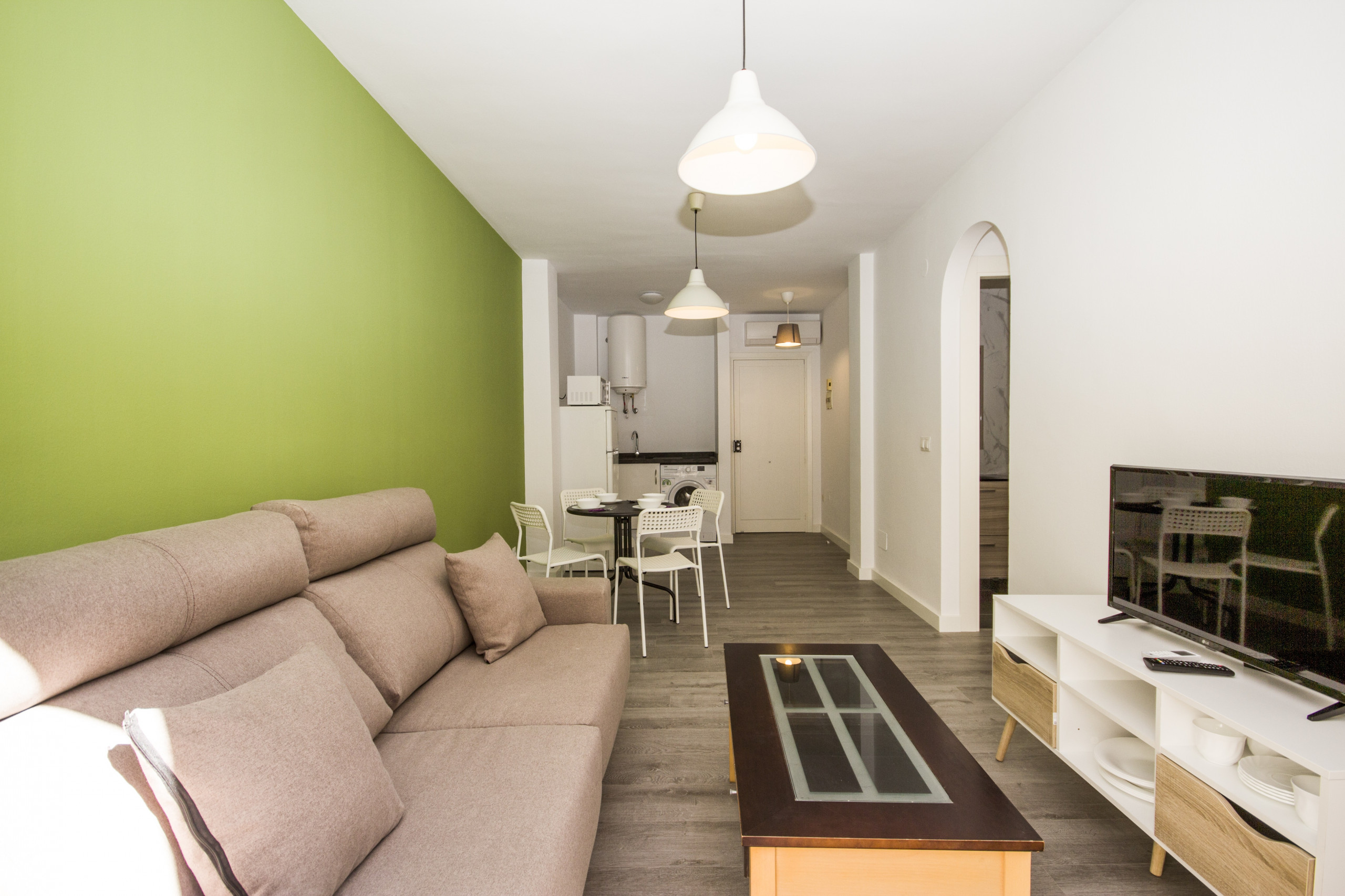 Apartamentos en Nerja - Apartamentos Centro Nerja Canovas Marimel 103