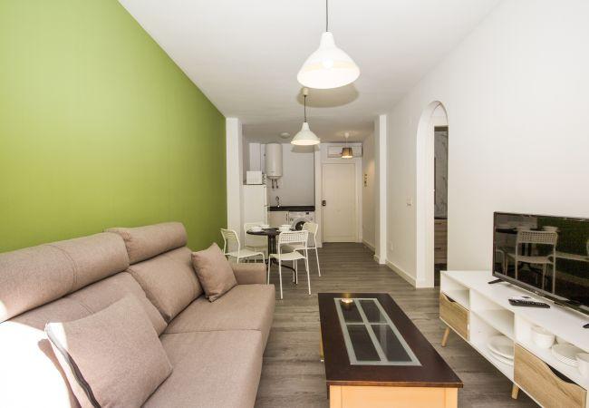 Apartamento en Nerja - Apartamentos Centro Nerja Canovas Marimel 103