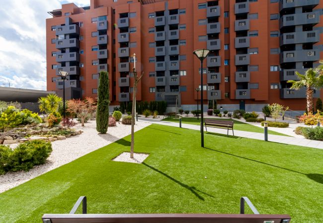 Estudio en Granada - New Big Apple Apartment PTS Granada Canovas (GC)