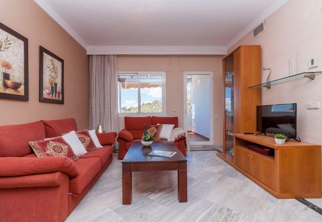 Apartamento en Marbella - Duplex Azalea Golden Mile Marbella Canovas (VC)