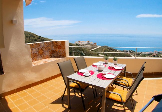 Casa en Torrox - Sea Views Holiday House with Pool Torrox CanovasCN