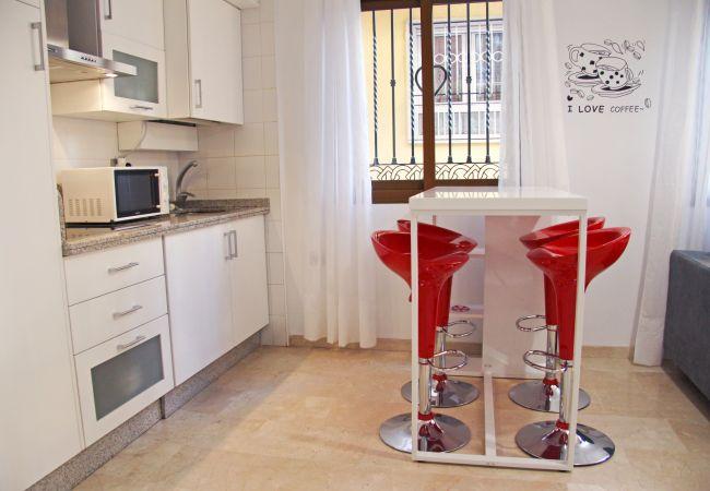 Apartamento en Granada - Apartamento Puerta Real Granada Canovas (GC)