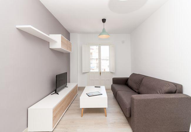 Apartamento en Nerja - Apartamentos Centro Nerja Canovas Marimel 102