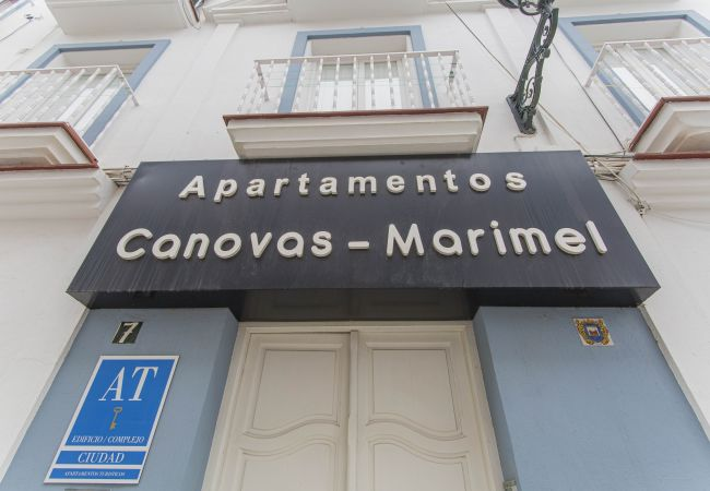 Apartamento en Nerja - Apartamentos Centro Nerja Marimel 102 CN