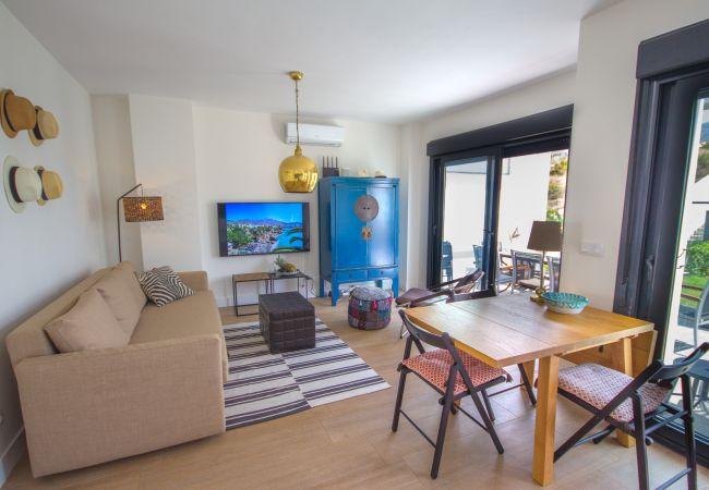 Casa en Nerja - Los Mangos Swedish Style Nerja Canovas