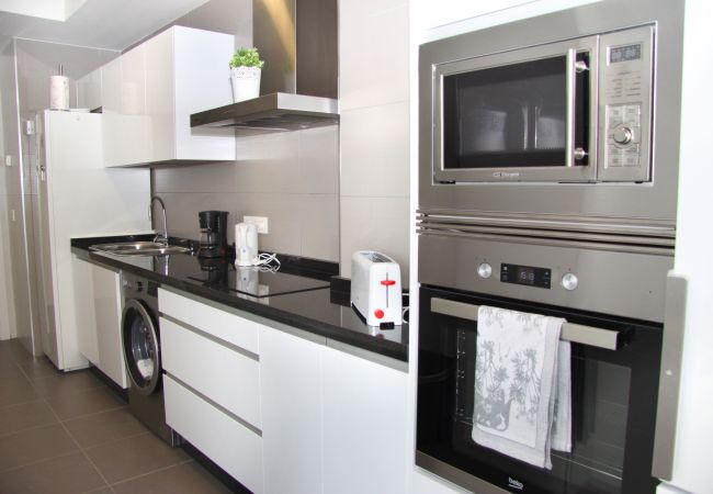 Apartamento en Granada - Apartment Ciencias Forum Granada Canovas (GC)