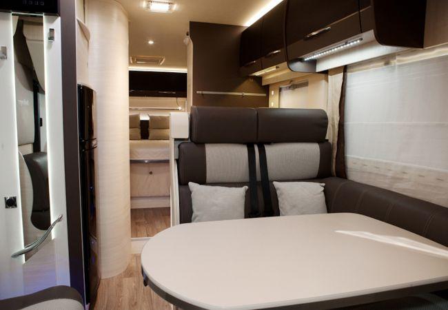 Mobile home en Nerja - AUTOCARAVANA CANOVAS NERJA
