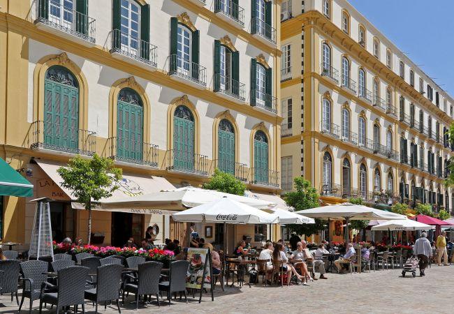 Apartamento en Málaga - Apartamento Postigos Canovas Malaga (CM)
