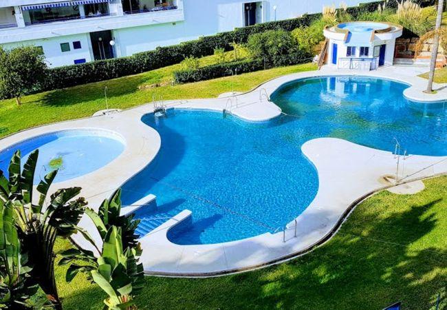 Apartamento en Marbella - Apartamento Marina Blue Marbella Canovas (VC)