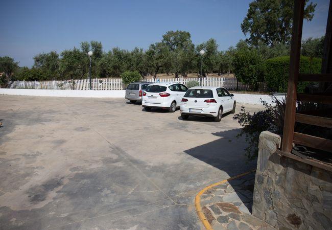 Bungalow en Constantina - Cabaña 1 Canovas Sierra Norte Sevilla CS