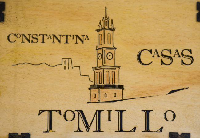Bungalow en Constantina - Cabaña 4 Canovas Sierra Norte Sevilla CS