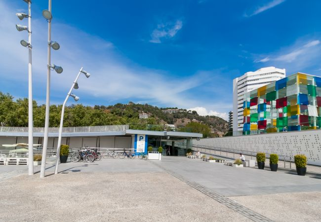 Apartamento en Málaga - Reding Art Luxury Apartment Canovas Malaga (CM)