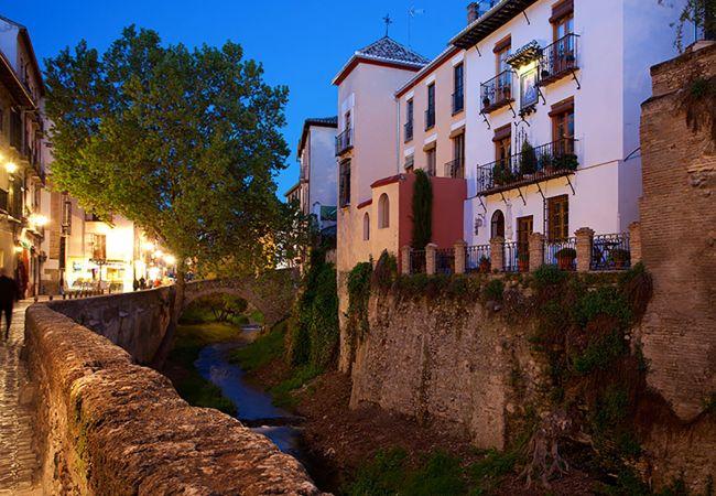 Apartamento en Granada - New Apartamento Los Carmenes Granada Canovas (GC)
