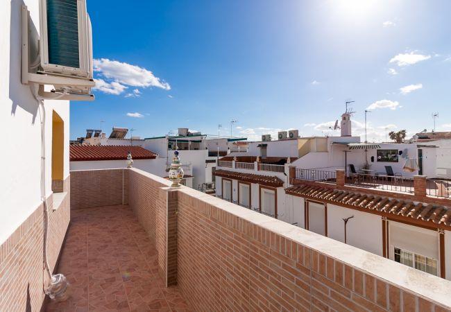 Apartamento en Nerja - Apartamento San Pablo Centro Nerja (2ª 4)