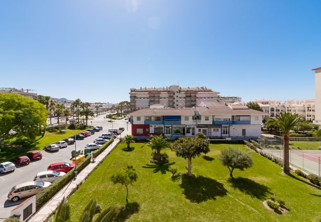 Apartamento en Torrox Costa - Lucky Beach Apartment Canovas Torrox CN