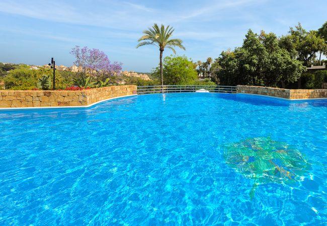 Apartamento en Marbella - Greenlife Gardens at  Elviria Hills (VC)
