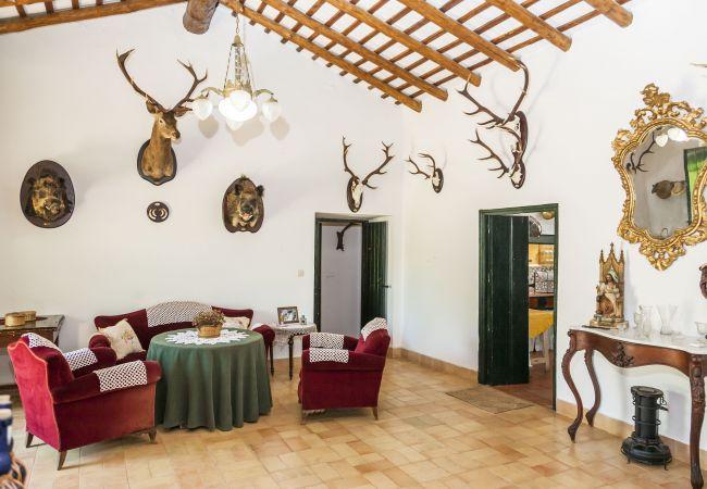 Villa en Constantina - Villa La Mina Constantina Canovas (CS)
