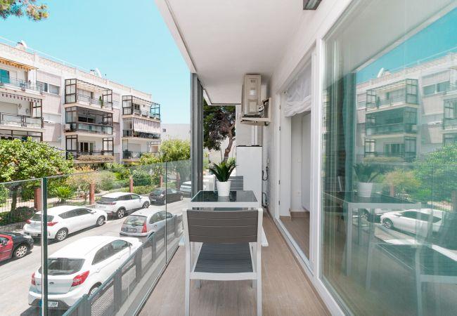 Apartamento en Benalmadena - Puerto Marina Apartment Canovas (VC)