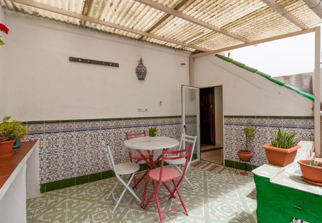 Casa en Granada - Casa Aljibe de San Cristobal Canovas Granada (GC)