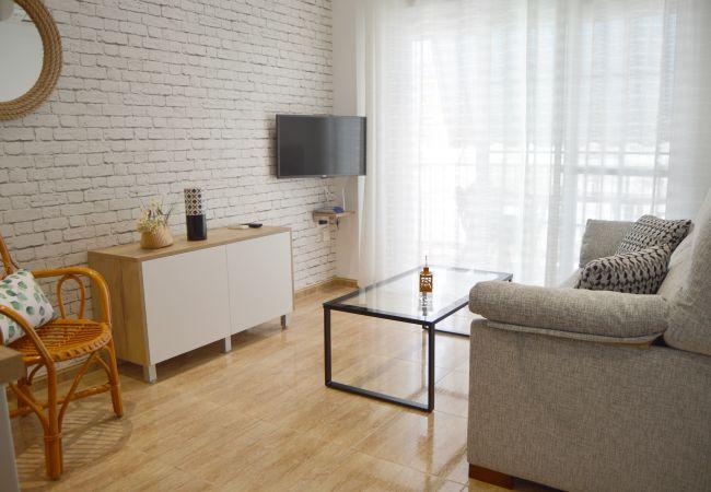 Apartamento en Nerja - Torrecilla Beach Delfin Canovas Nerja CN