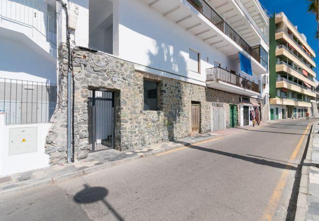 Apartamento en Almuñecar - Terrace Over the Sea Almuñecar Canovas GCA