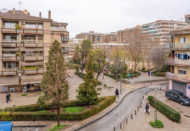 Apartamento en Granada - Apartamento Congresos Granada Canovas ( GC)