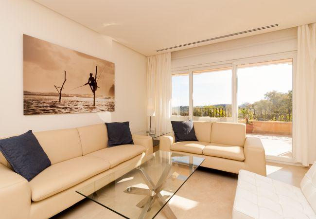 Apartamento en Marbella - Vista Real Apartment Marbella Canovas (VC MIR)