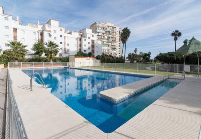 Apartamento en Benalmadena - Estudio Paseo Maritimo Benalmadena Canovas (B)