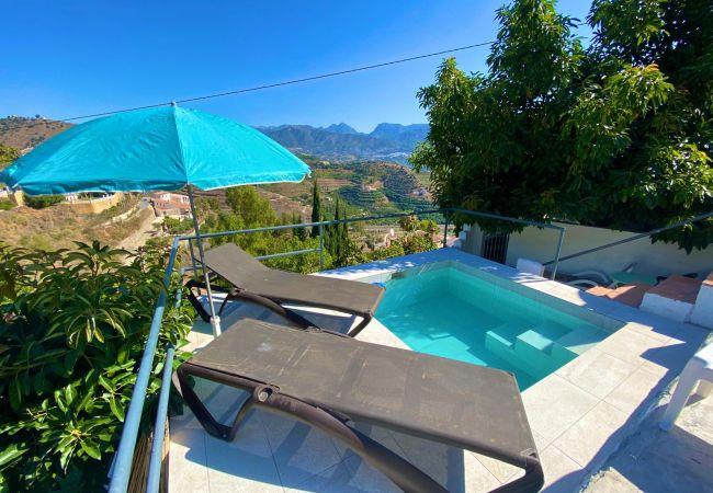 Cottage in Nerja - L/T 0002 Cortijo Zona Alta Punta Lara