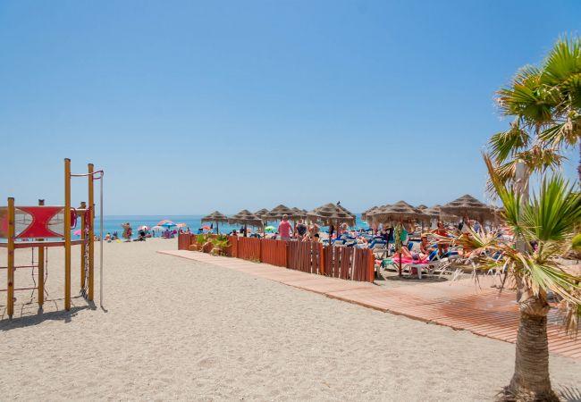 Apartment in Nerja - Rubarsal Burriana Playa Canovas Nerja (14)