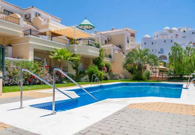 Apartment in Nerja - Jardines de Burriana Playa Nerja CN