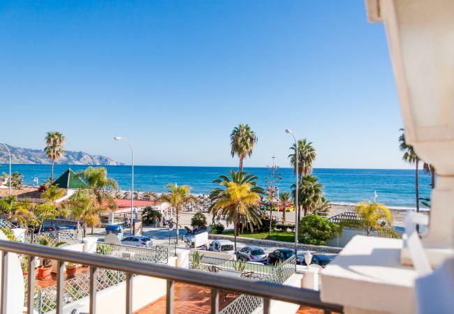Apartment in Nerja - Carmona Burriana Playa Nerja Canovas (486)