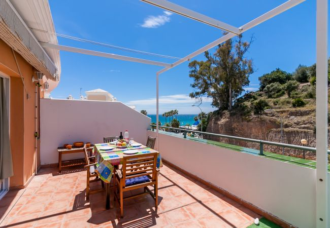 Apartment in Nerja - Rubarsal Burriana Playa Canovas Nerja (2763) CN