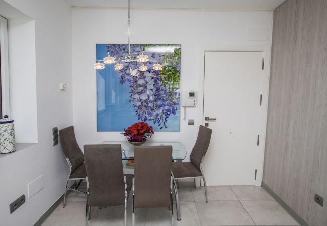 Apartment in Nerja - Apartment Carabeo Say Gayatri Villa San Salvador