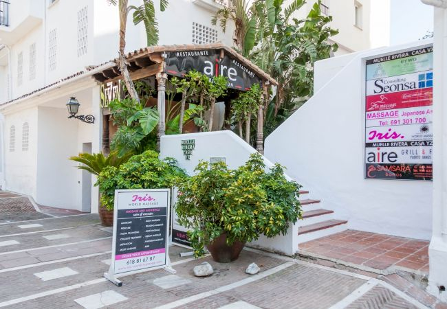 Apartment in Marbella - Puerto Banus Canovas Marbella (VC)