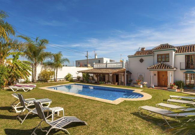 Villa in Marbella - Villa Panorama Marbella Canovas (VC)