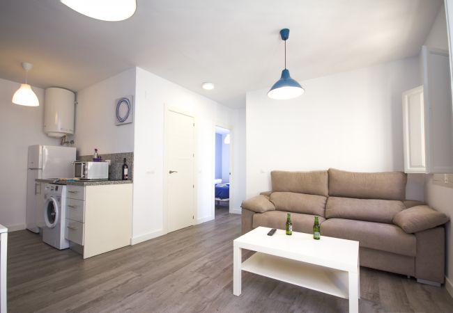 Apartment in Nerja - Apartamentos Centro Nerja Canovas Marimel 101