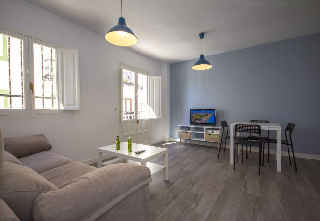 Apartment in Nerja - Apartamentos Centro Nerja Marimel 101 CN